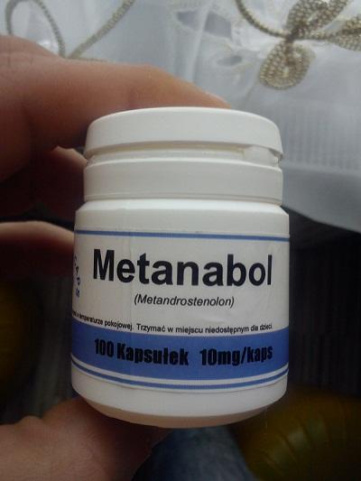 Metanabol Magic Caps - Potrzebne opinie - Forum Doping