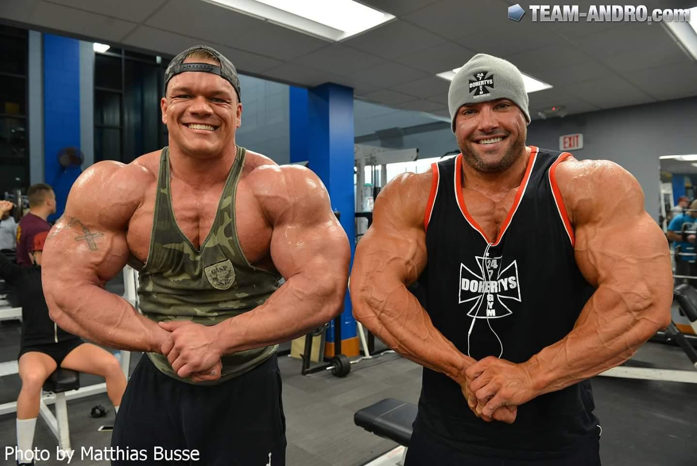 how tall is dallas mccarver