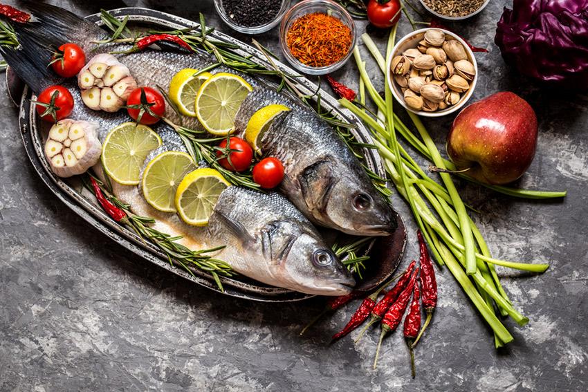 ryby zdrowe