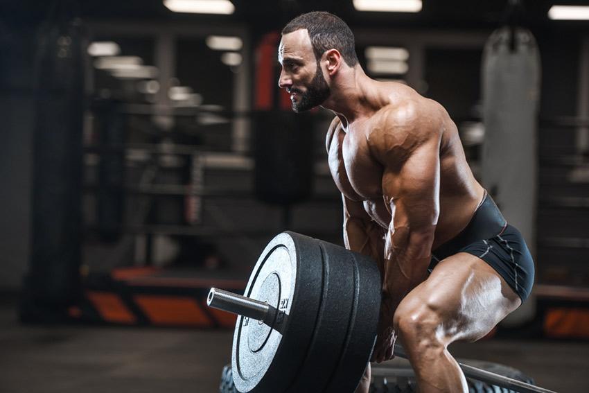załamanie mięśniowe