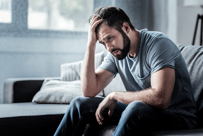 depresja cynk