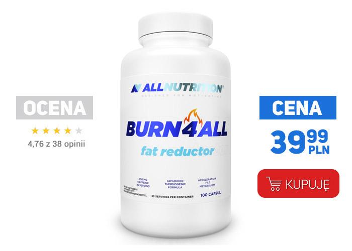 spalacz tłuszczu burn