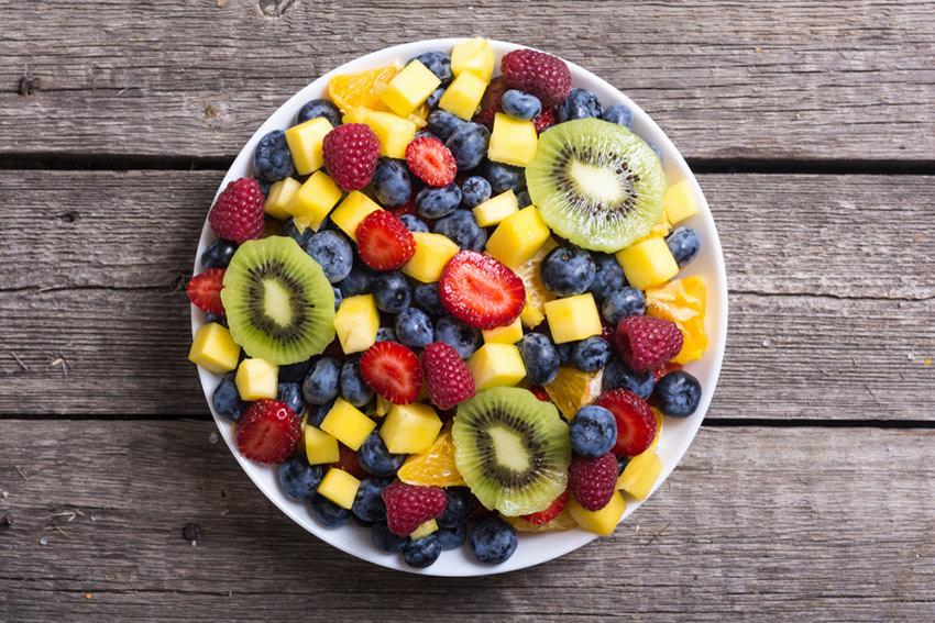 owoce tuczą
