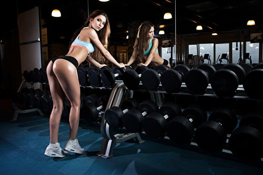 trening kobiet