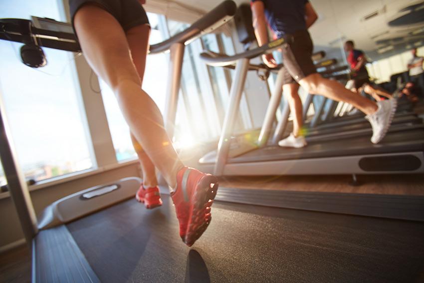 bieganie siłownia