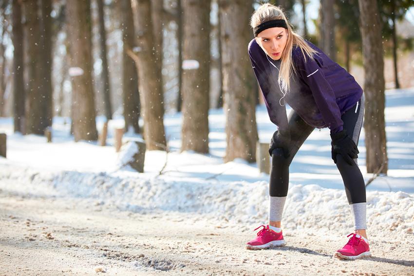 trening zimno odchudzanie