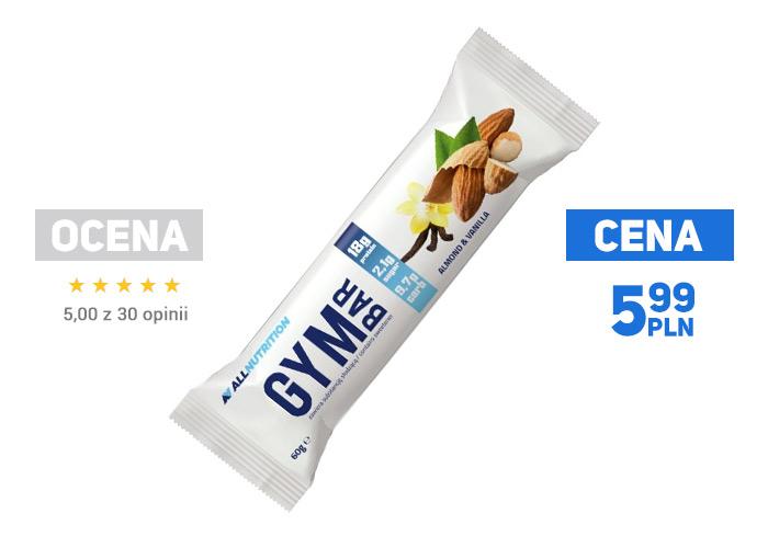 baton proteinowy gym bar