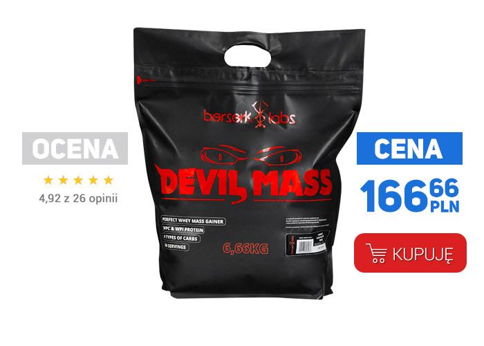 gainer devil mass