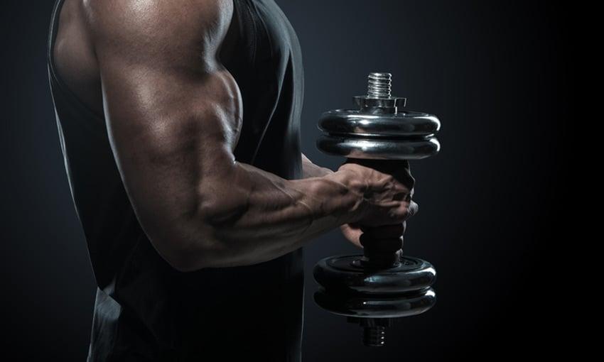 trening biceps