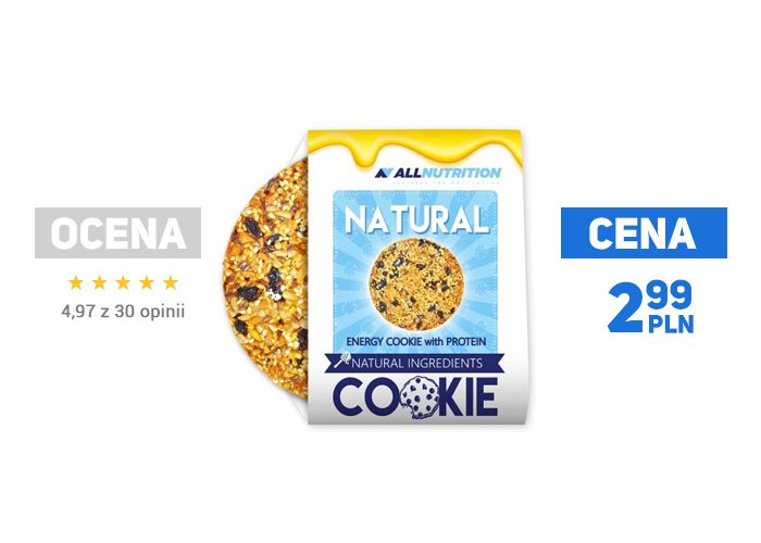 natural cookie
