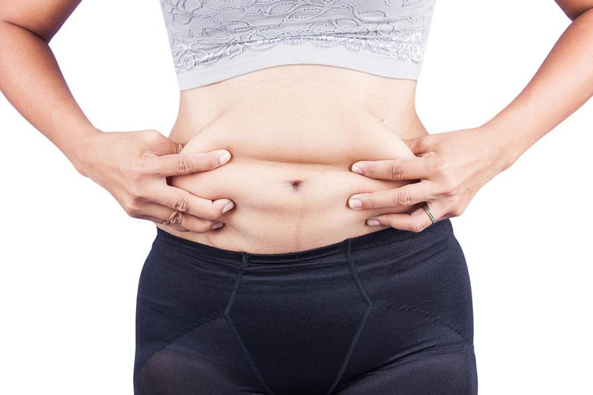 tłuszcz brzuch