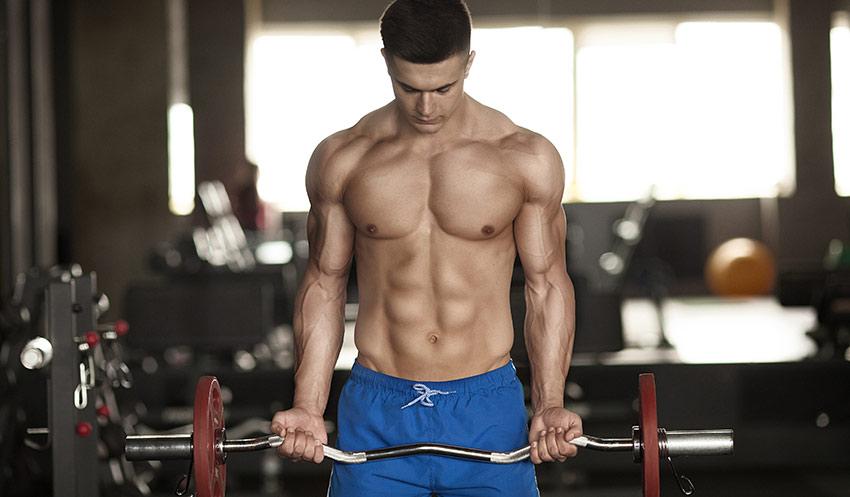 split trening