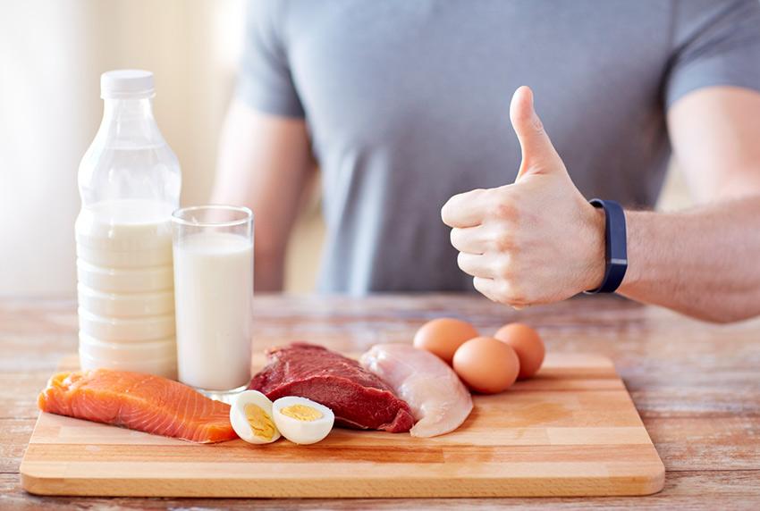białko dla sportowca