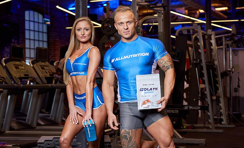 odżywka białkowa dla sportowców