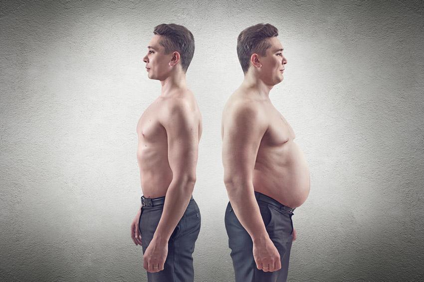 gen otyłość