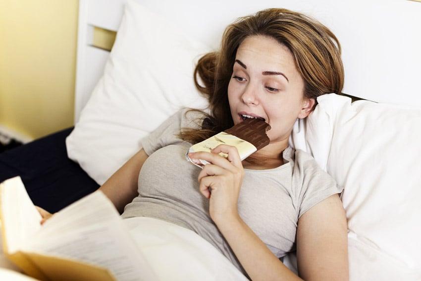 uzależnienie słodycze
