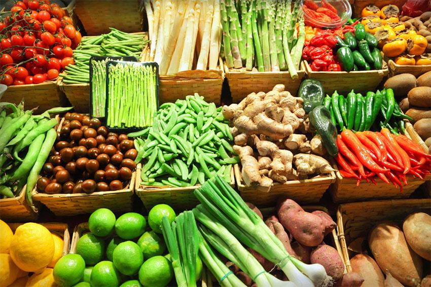 organiczne jedzenie