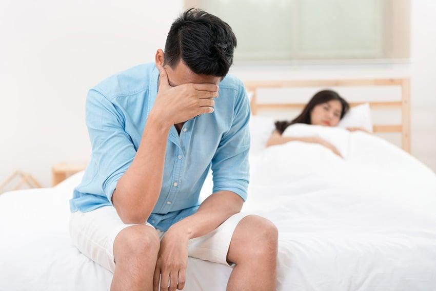 zaburzenia erekcji