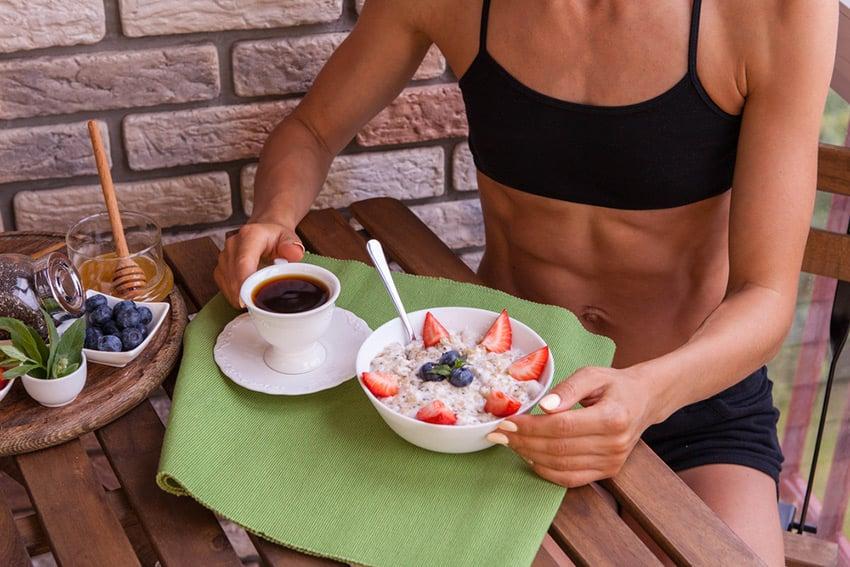 śniadanie błedy