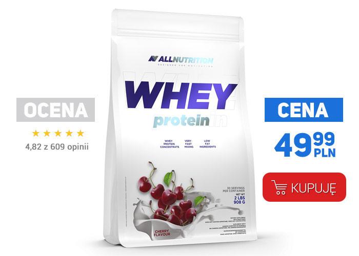 odżywka whey protein