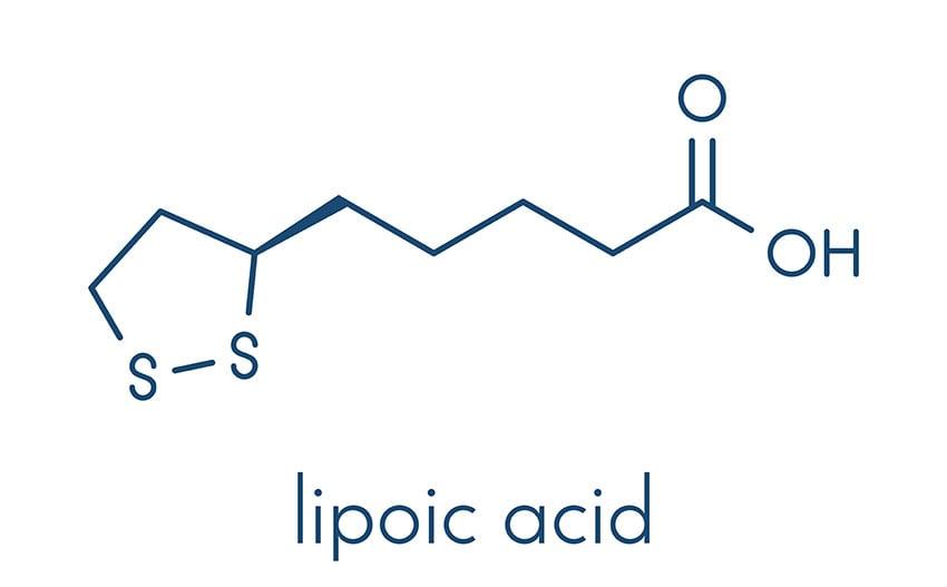 kwas liponowy