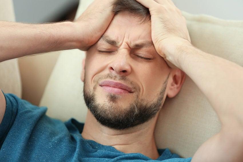 ból głowy pokarmy