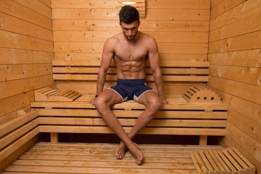 sauna nadciśnienie