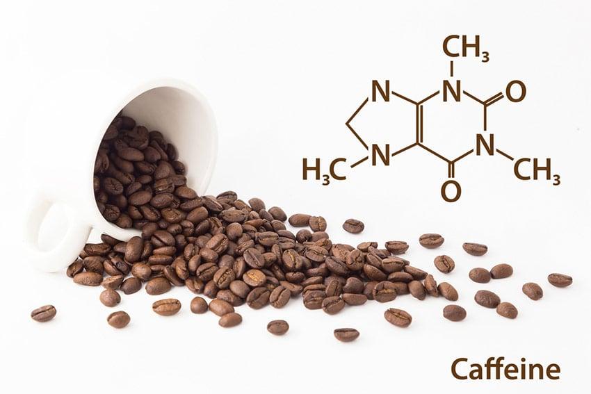 kofeina przedawkowanie