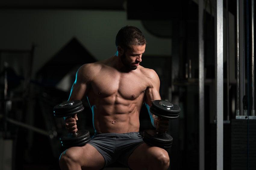 dysproporcje mięśniowe