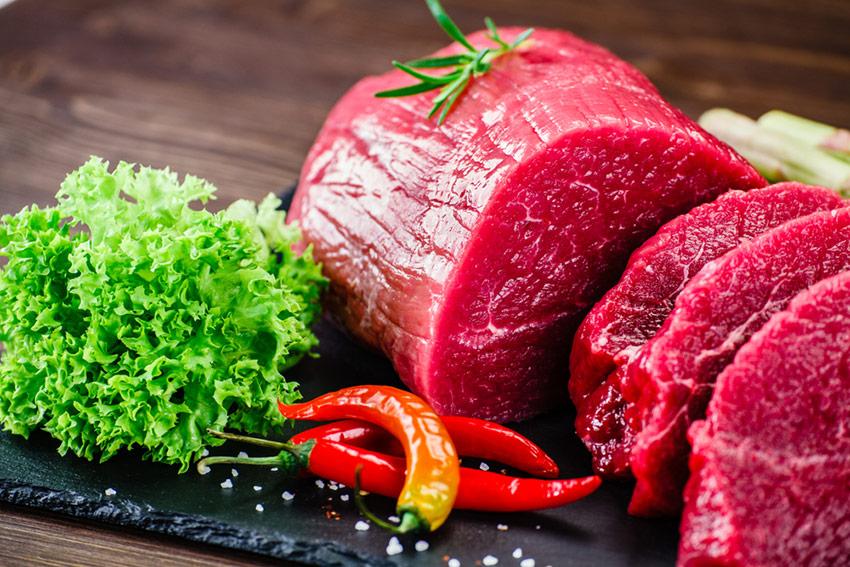 czerwone mięso zdrowe