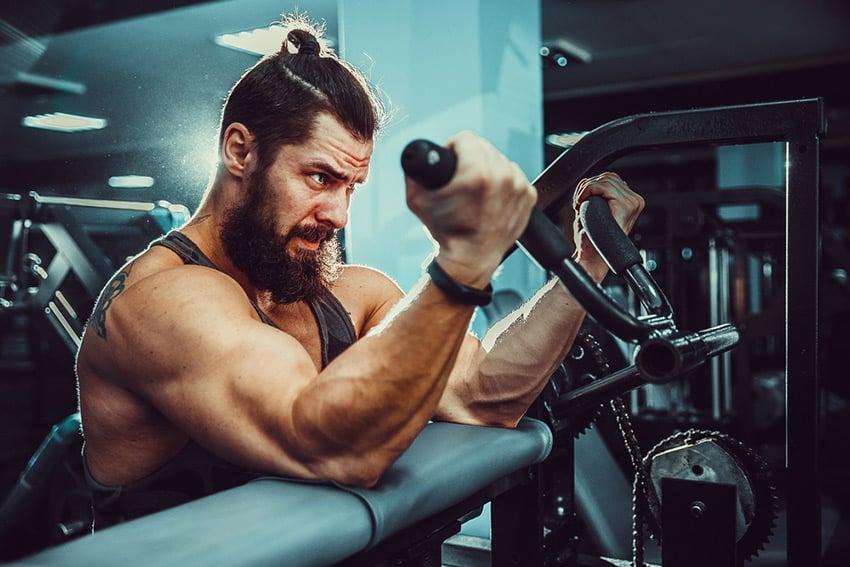 maszyny biceps