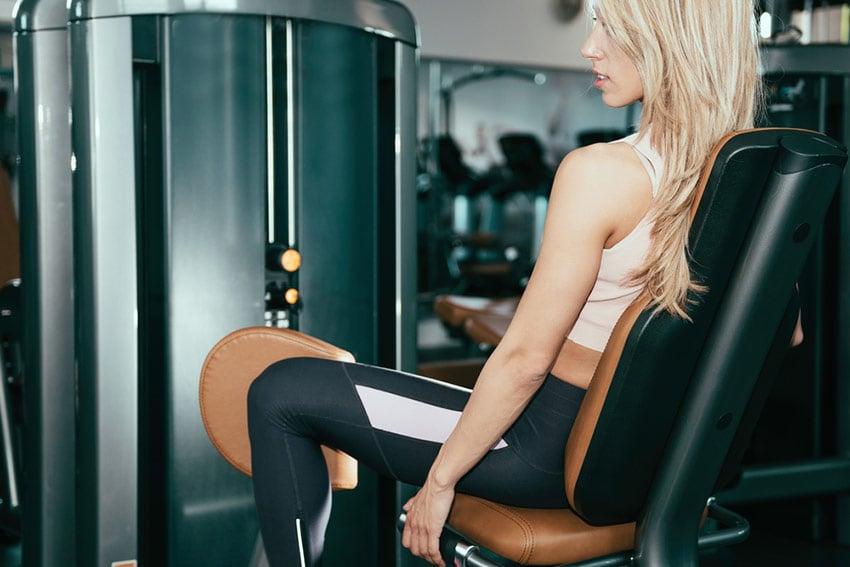 maszyny trening kobiet