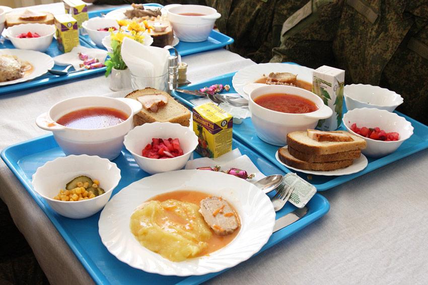 dieta militarna