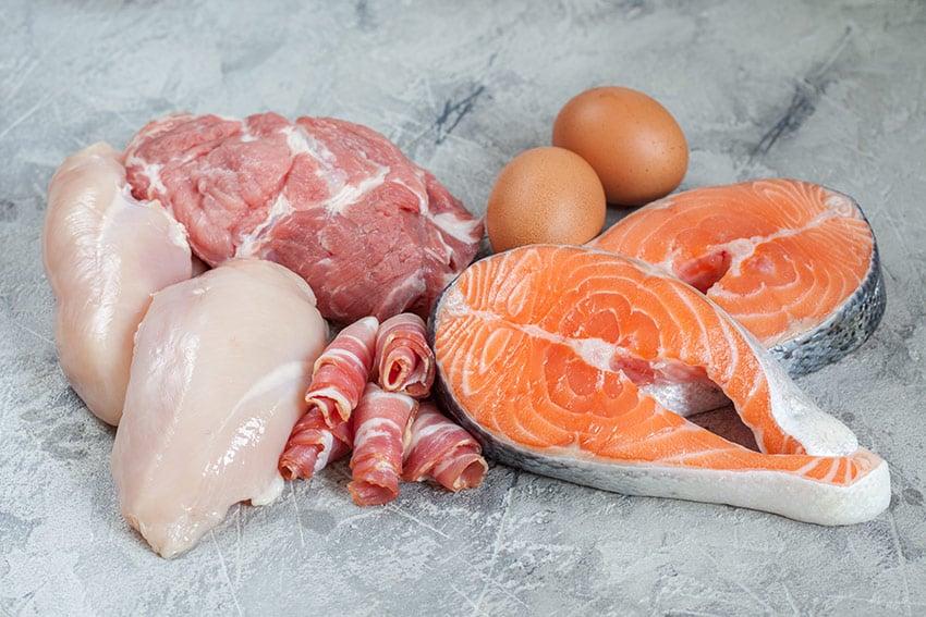 aminokwasy w pożywieniu