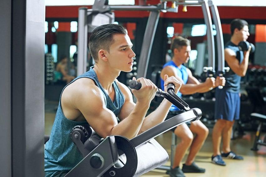 zasady treningowe maszyny