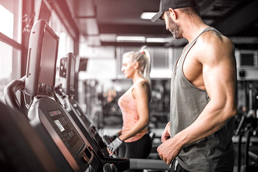 podrywacz siłownia