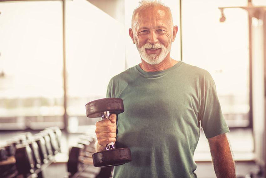 styl życia trening siłowy