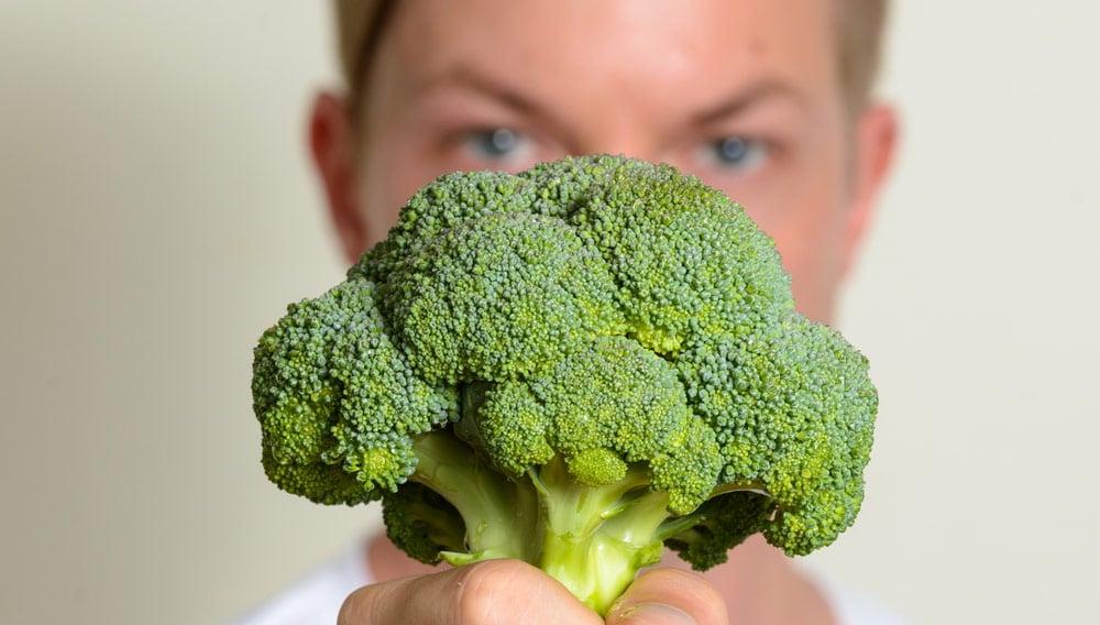 brokuły mięśnie