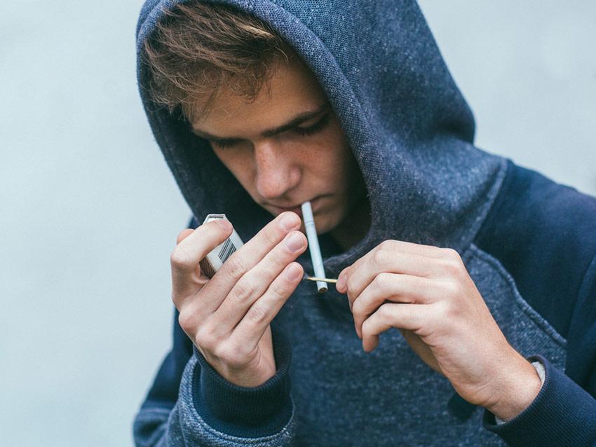tytoń skutki uboczne