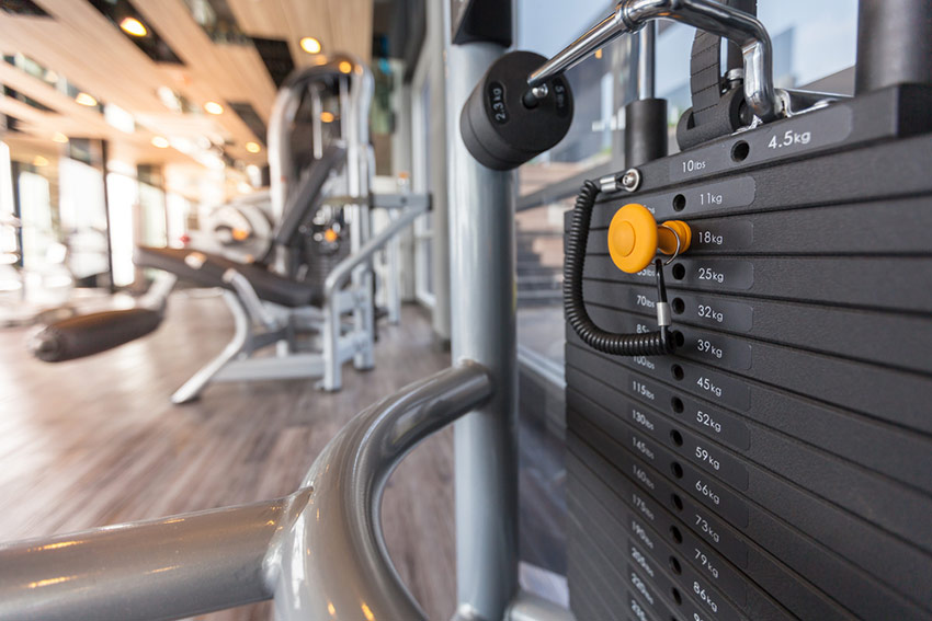 maszyny treningowe