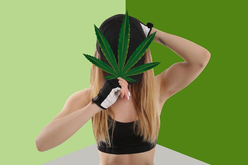 marihuana w sporcie
