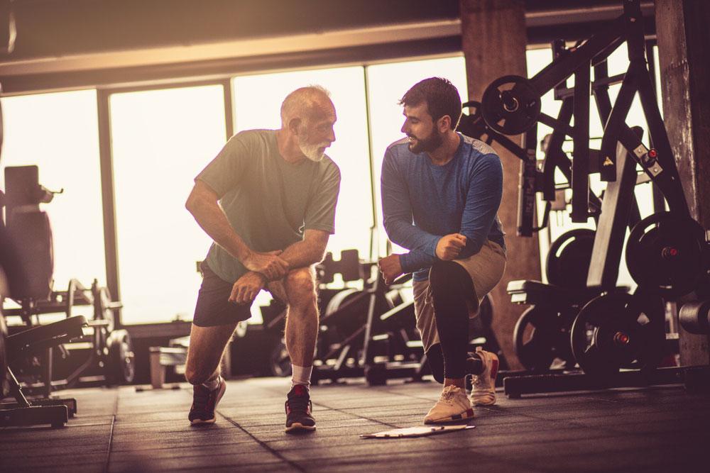 starsi ćwiczenia