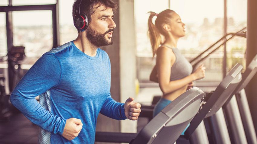 aeroby mięśnie