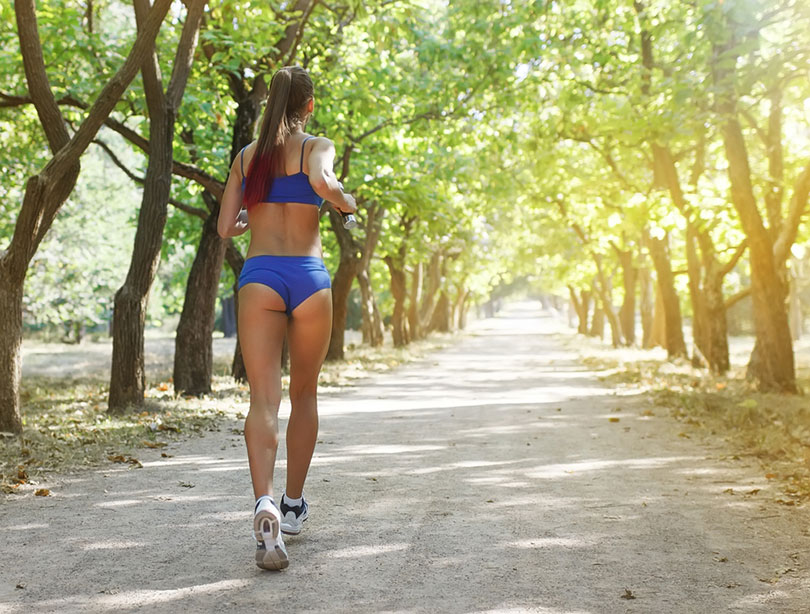 bieganie odchudzanie