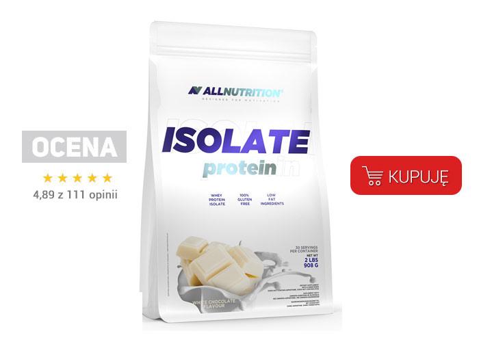 allnutrition izolat białka serwatkowego