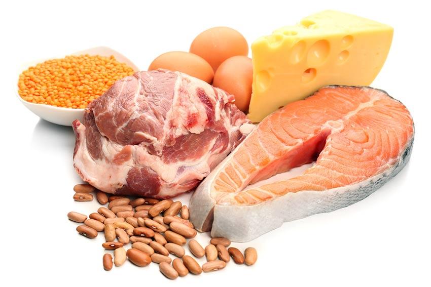 dieta wysokobialkowa