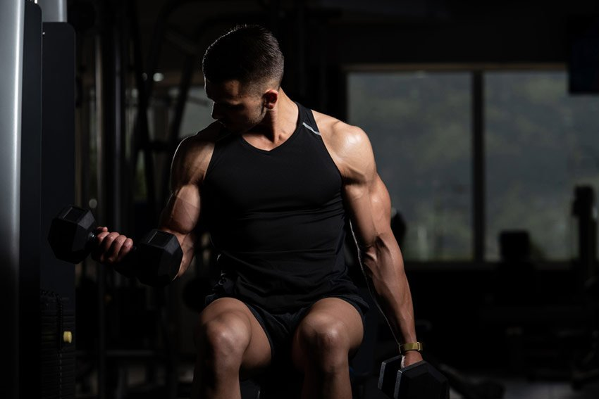 czuj mięśnie