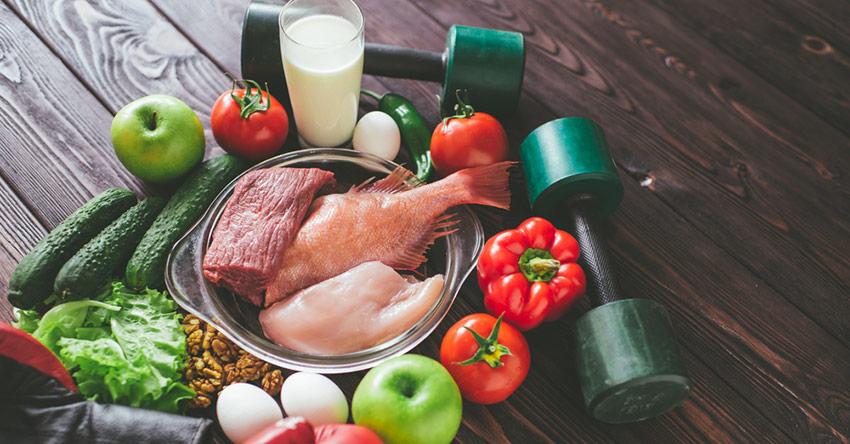 dieta kulturystyczna