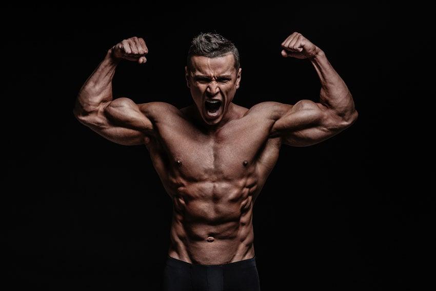 testosteron agresja