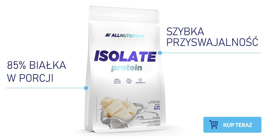 izolat białka serwatkowego